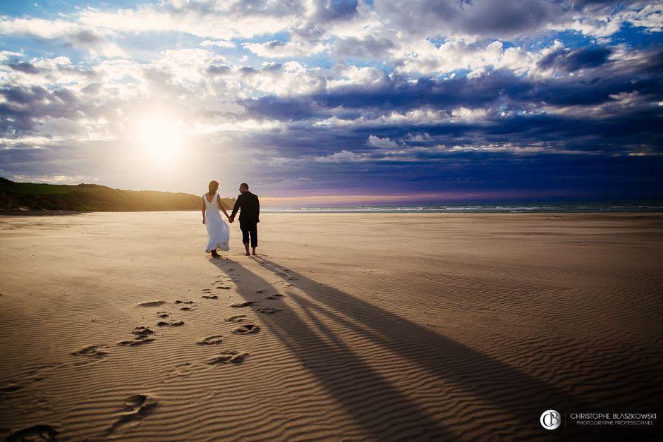 photographe mariage original
