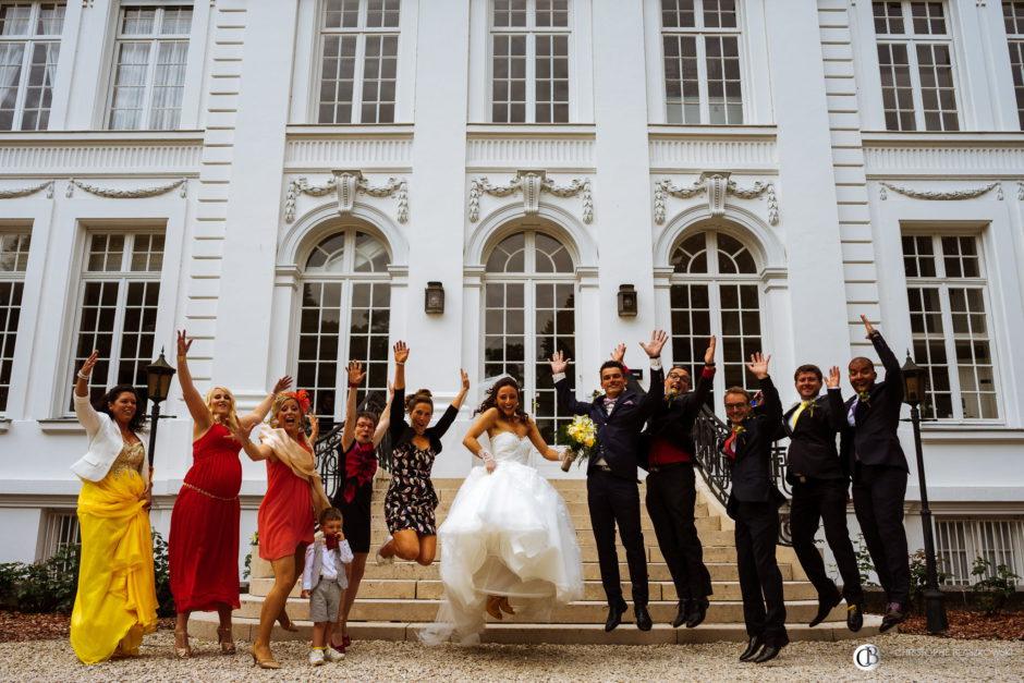 Exceptionnel Superbe mariage au Château de Morbecque - Charline et Remy ZE62
